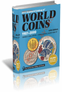 2013 Standard catalog of world coins (1901 - 2000) (40th edition)