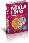 2013 Standard catalog of world coins
