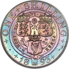 shilling 1893