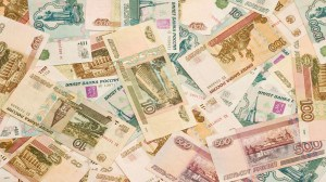 куча денег рублей