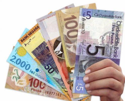банкноты из пластика