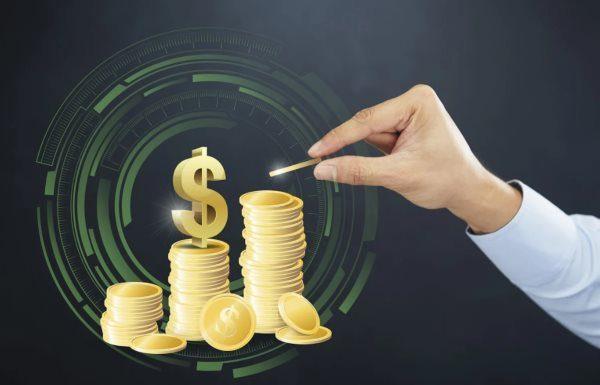 деньги доллары монеты